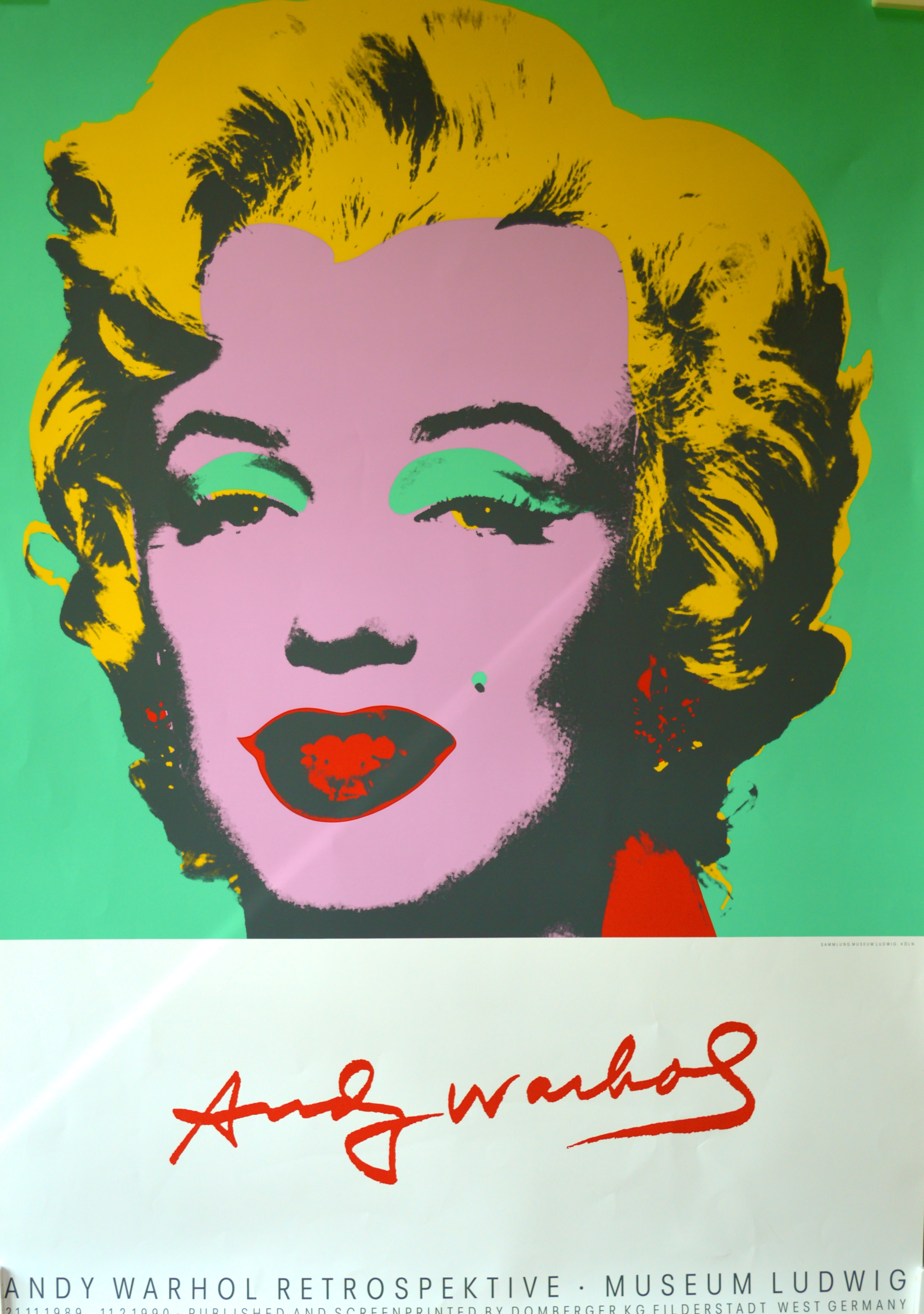 Andy Warhol – Marilyn   Indian River Poster Company