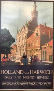 Holland Harwich