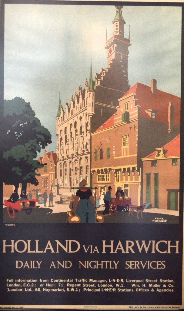 Holland Harwich